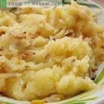 Koldūnai su bulvėmis