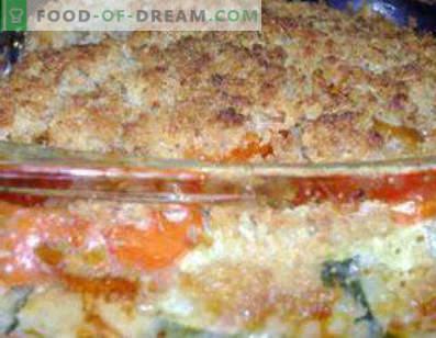 Caçarola de abóbora com carne picada, deliciosas e leves receitas de caçarola de abobrinha