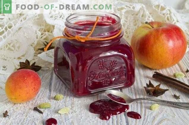 Frucht- und Beerenmarmelade