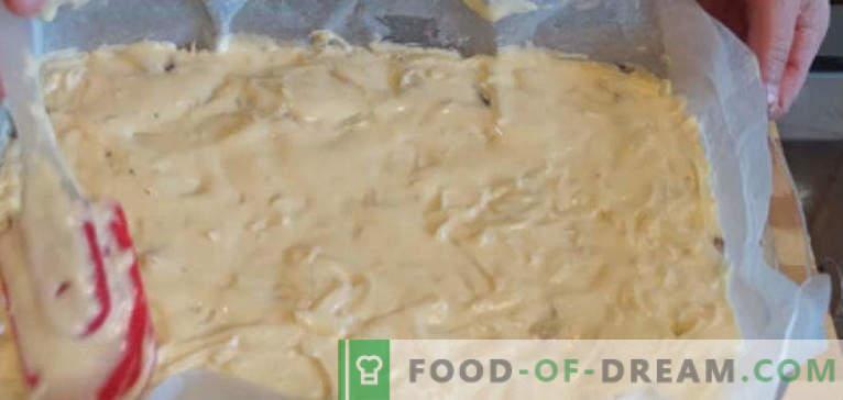 Pyragas su konservuotomis žuvimis - geriausi receptai