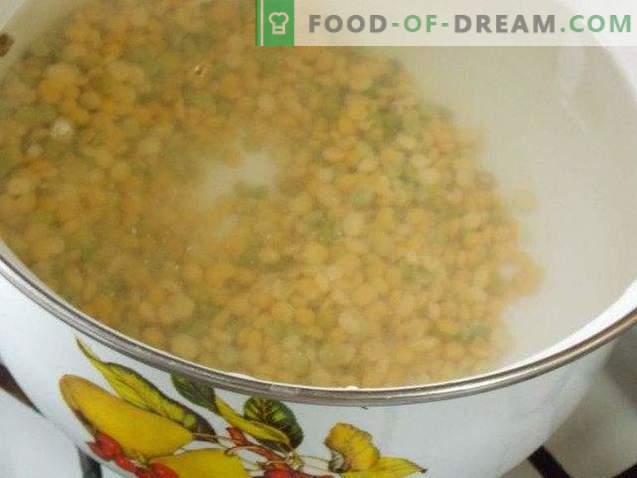 Žirnių sriuba
