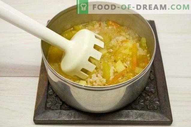 Minestrone - Lenten receptas