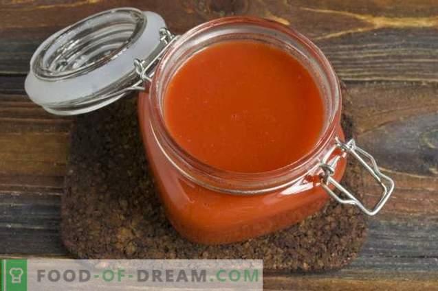 Naminiai pomidorų sultys maišytuve