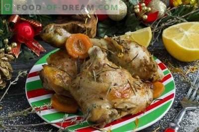 Пилешко печени во ракавот