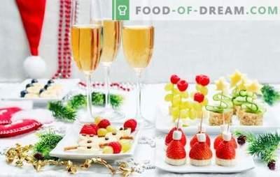 Kaip įkvėpti šampano: receptai ir patarimai