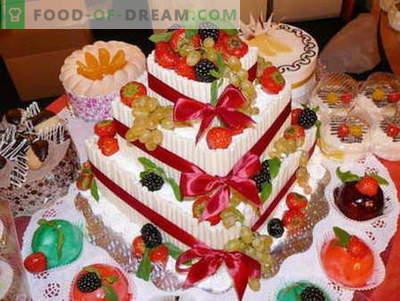 Vaisių pyragas - geriausi receptai. Kaip tinkamai ir skaniai paruošti vaisių pyragą.
