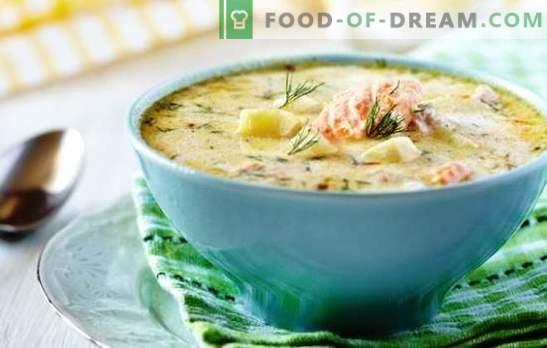 Žuvų sriuba lėtoje viryklėje - niekur lengviau! Įvairių žuvų sriubų receptai lėtoje viryklėje su konservais, grūdais, daržovėmis