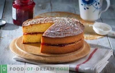 Sausainis su uogiene - kvepiantis stebuklas! Receptai ryškūs ir sultingi sausainiai su uogiene ir grietine, jogurtu, kiaušiniais, kremu