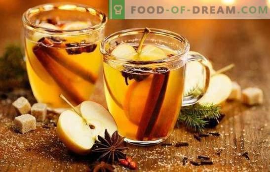 Šildymas kūno ir sielos - karšto baltojo vyno. Paruoškite skoningą karštą vyną iš baltojo vyno su uogomis, citrusiniais, medumi, obuoliais