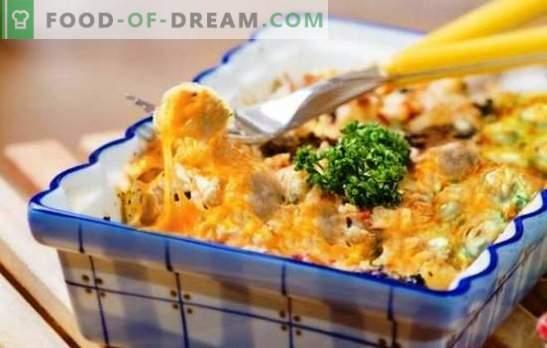 """Pelmeni orkaitėje su sūriu yra nauja """"bakalauro valgio"""" versija. Geriausi receptai gydymui orkaitėje su sūriu ir majonezu"""