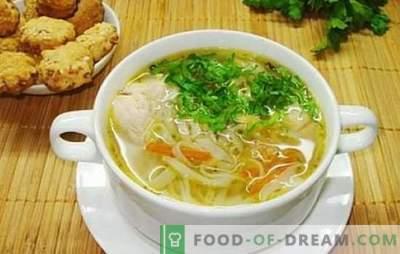 Aromatizuotas makaronų sriuba su vištiena: žingsnis po žingsnio. Tai paprasta ir paprasta virti vištienos makaronų sriuba su įrodytais žingsnis po žingsnio receptais: patikrinkite?