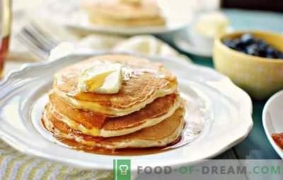 Slavų virtuvės tradicijos: blynai su pienu (žingsnis po žingsnio). Kaip virti blynus su pienu: žingsnis po žingsnio receptai su ir be mielių