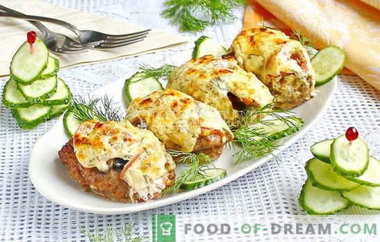 Месо на френски език с кайма - нова версия на традиционното ястие. Шест най-добри месни рецепти на френски език с мляно месо