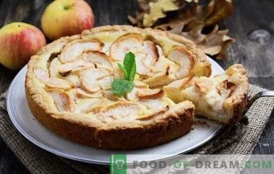 Leyenda poética: Tsvetaevsky Pie - una receta paso a paso para la armonía del gusto. Variedades de pastel Tsvetaevsky con recetas paso a paso