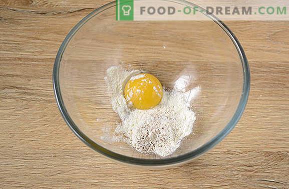 Vištienos kepenys tešloje: naujas ir neįprastas autoriaus receptas. Kaip virėjas skanius vištienos kepenis tešloje: žingsnis po žingsnio foto receptas