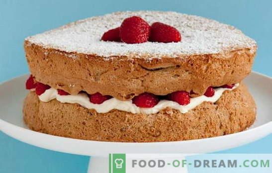 Kaip namuose gaminti kempinę? Geriausi receptai kempinės tortui namuose: tikrai pavyks!