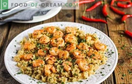 Paella su krevetėmis - italų virtuvės patiekalų paslaptys ir subtilybės. Kaip gaminti paellą su įvairių rūšių ryžių krevetėmis