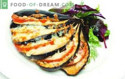 Baklažanų virimo metodai su sūriu ir česnakais. Baklažanai su sūriu ir česnaku yra ne tik užkandis, bet ir šalutinis patiekalas