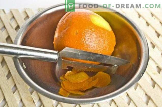 Moliūgų uogienė su apelsinais