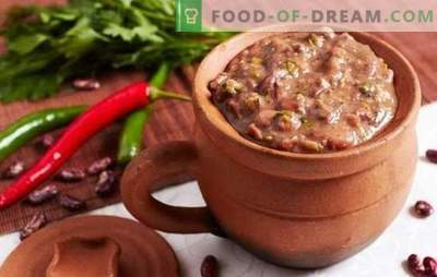 Potted beans - champion dish! Recipes for different beans in pots: with meat, vegetables, mushrooms