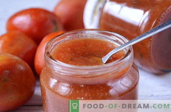 Unikalus natūralaus naminio ketchupo receptas - užsirašykite taip, kad nepamirštumėte