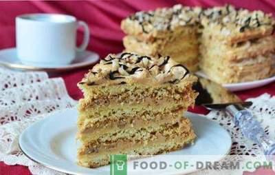 Tort de nisip - rețete pentru deserturi fărâmițate. Rețete simple și interesante pentru prăjituri de nisip cu smântână, gem, brânză