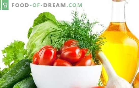 Kopūstai ir pomidorų salotos žiemai - populiarus ruošinys! Aštuoni originalūs kopūstų ir pomidorų salotų receptai žiemai