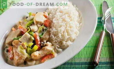 Vištiena su daržovėmis - geriausi receptai. Kaip tinkamai ir skaniai virti vištiena su daržovėmis