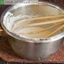 Pieno sriuba su daržovėmis - neįprastas, bet labai skanus!