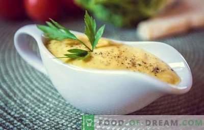 Cezario salotos padažas namuose - galutinis prisilietimas! Klasikiniai Cezario salotų padažai namuose