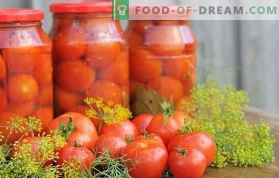 Aspirino pomidorai: alternatyva tradiciniam marinavimui. Tradiciniai ir originalūs receptai pomidorams gaminti su aspirinu