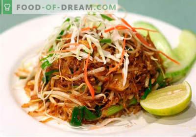 Kinų salotos - geriausių receptų pasirinkimas. Kaip tinkamai ir skaniai virti kinų salotas.