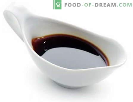 Teriyaki padažas - geriausi receptai. Kaip tinkamai ir skaniai paruošti Teriyaki padažą.