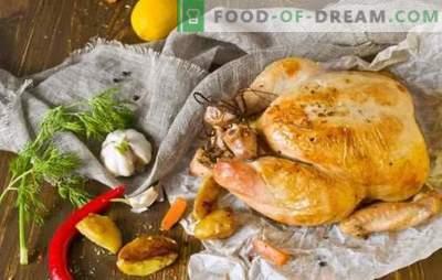 Ką valgyti skaniai ir skaniai: nuo klasikinio iki egzotiško. Kaip greitai ir skaniai virti vištienos vakarienę?