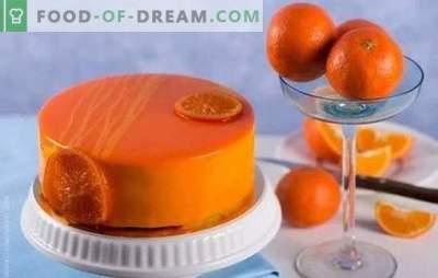 Maisto gaminimas su malonumu: šokolado-apelsinų tortas. Paprasti ir sudėtingi apelsinų pyragaičiai su šokoladu ir be jo