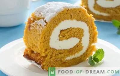 Kepimas su moliūgais yra skanus būdas naudoti turtingą derlių. Moliūgų pyragaičiai: pyragai, bandelės, blynai, ritinėliai, pyragai