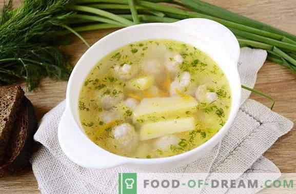 Skanus mėsainis bulvių sriuba