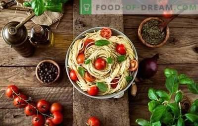 Kokie prieskoniai reikalingi makaronų patiekalams? Dabar ne tik italai žino.