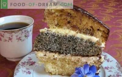 Trijų sluoksnių tortas