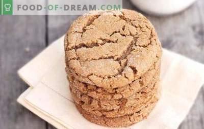 Avižiniai dribsniai su medumi yra kvapni naminiai pyragaičiai. Geriausių avižinių sausainių receptų pasirinkimas su medumi ir kitų ingredientų pridėjimas