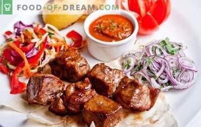 Skewers į daugiakaneris - receptai ir geriausios idėjos! Kebabų virimo būdai lėtoje viryklėje, mėsos, paukštienos, žuvies receptai