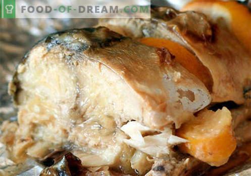Skumbrė daugiakanalėje - geriausi receptai. Kaip tinkamai ir skaniai virti skumbres lėtoje viryklėje.