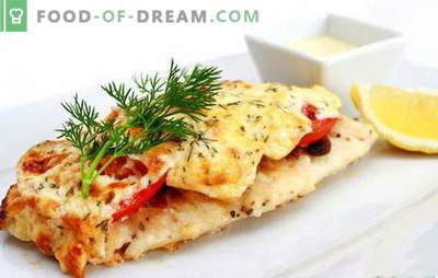 Keptos žuvies filė - gastronominis sprogimas! Įvairių keptų žuvų filė receptai: su daržovėmis, grybais, padažais
