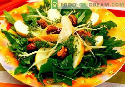 Italijos salotų receptai. Kaip gaminti itališkas salotas.