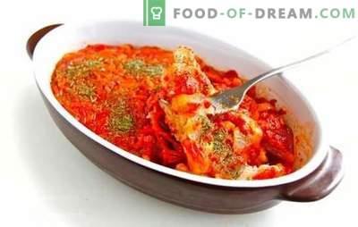 Paprasčiausias receptas žuvų troškinimui su morkomis ir svogūnais. Įvairūs žuvies troškiniai su morkomis ir svogūnais - skanus mylimasis artimiesiems