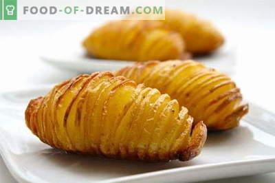 Bulvė lėtoje viryklėje - geriausi receptai. Kaip tinkamai ir skaniai virti bulves lėtoje viryklėje.