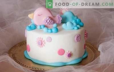 Tortas mergaitei su savo rankomis - mes darome nuostabų desertą! Geriausios paprastų naminių pyragų receptai mergaitėms tai daro patys