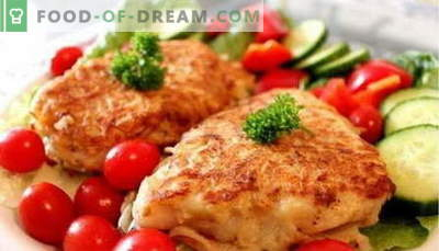 Žuvys tešloje - geriausi receptai. Kaip tinkamai ir skaniai virti žuvies tešloje.