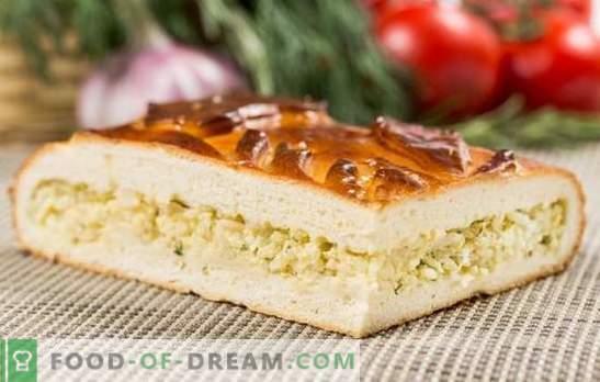 Pyragas su kiaušiniu ir majonezu: skanus be ypatingos išminties. Geriausių naminių kiaušinių ir majonezo pyragų receptai