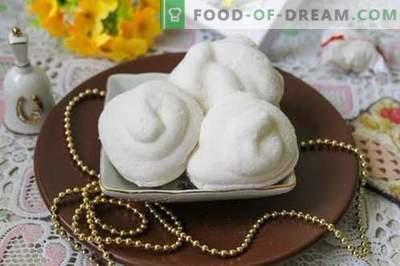 Nekilnojamasis naminiai marshmallows - skanūs, erdvūs ir natūralūs!